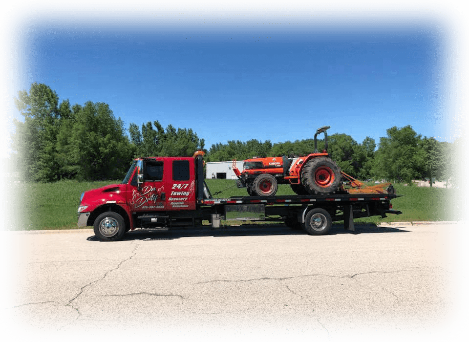Custom Towing Services by DnNDrty Inc