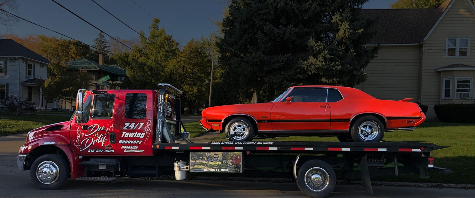 DnNDrty Towing